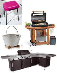 Jardins : guide du barbecue : comment choisir