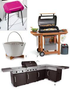 Jardins : guide du barbecue : comment choisir
