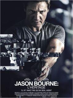 Jason Bourne : l\'héritage