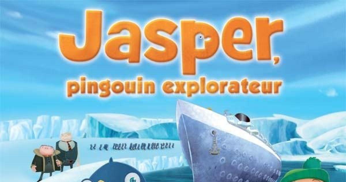 Jasper pingouin explorateur horaires mulhouse colmar strasbourg et alsace - Jasper le pingouin ...