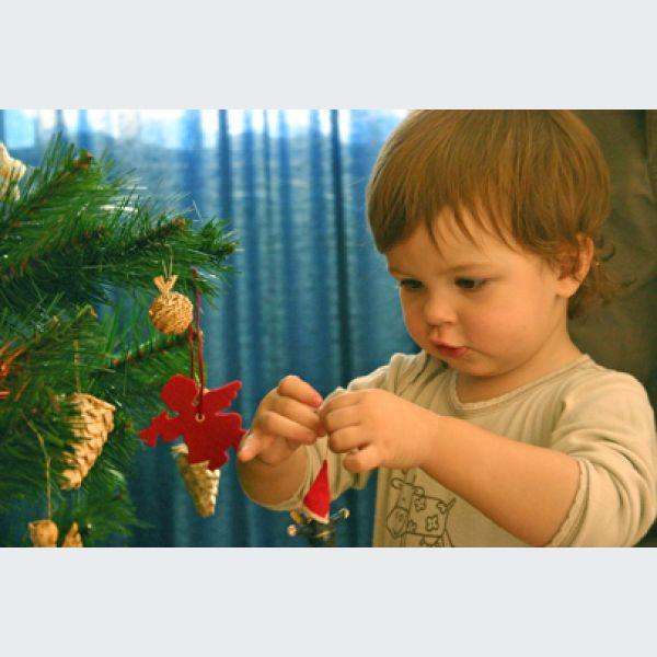 Decor Noel Sapin Enfant