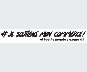 Je soutiens mon commerce - opération spéciale des Vitrines de Mulhouse