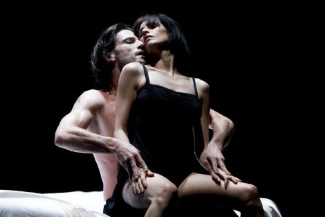 Marie-Claude Pietragalla et Julien Derouault