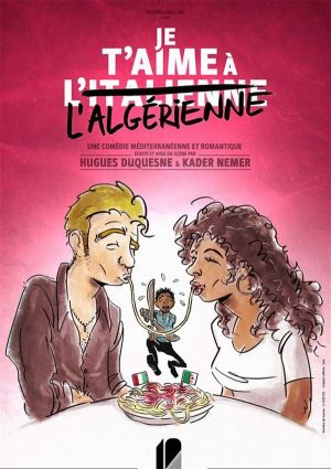 Je T\'aime A L\'italienne