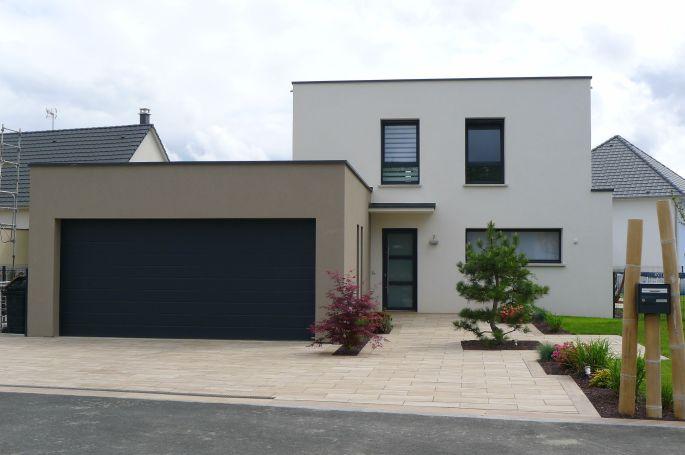 Je veux une maison mais une Alsace Construction!