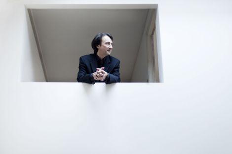Le pianiste Jean-Efflam Bavouzet