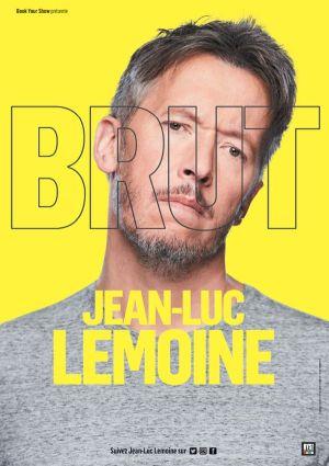 Jean-Luc Lemoine : Brut