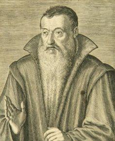 Jean Sturm fut un des principaux acteurs de l\'établissement de la Réforme en Alsace