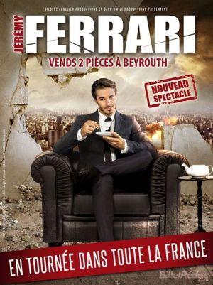 Le nouveau spectacle de Jérémy Ferrari