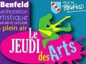 Jeudi des Arts à Benfeld