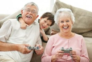 Les jeux vidéo, un loisir qui n\'est pas réservé qu\'aux plus jeunes !