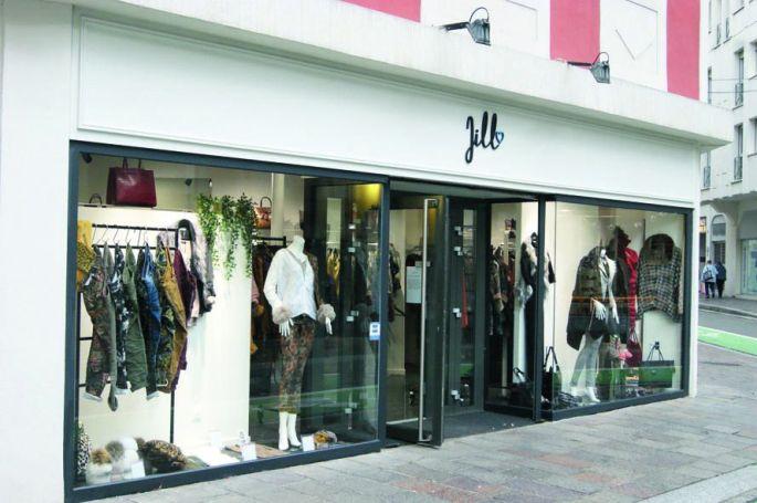 La boutique Jill à Mulhouse