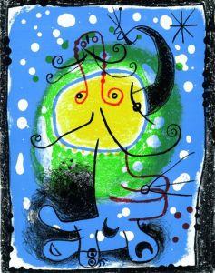 Joan Miró - Le peintre, poète passionné