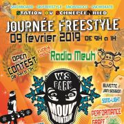 Journée freestyle 2019