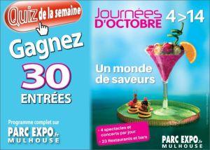 Journées d'octobre à Mulhouse 20118