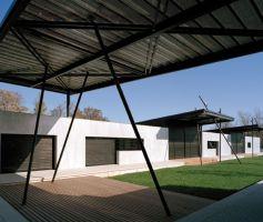 <p>Maison des associations &agrave; Rouffach, 2005 - K&rsquo;nL architecture - Laperrelle et Koscielski architectes - Photo &copy; Luc Boegly</p>