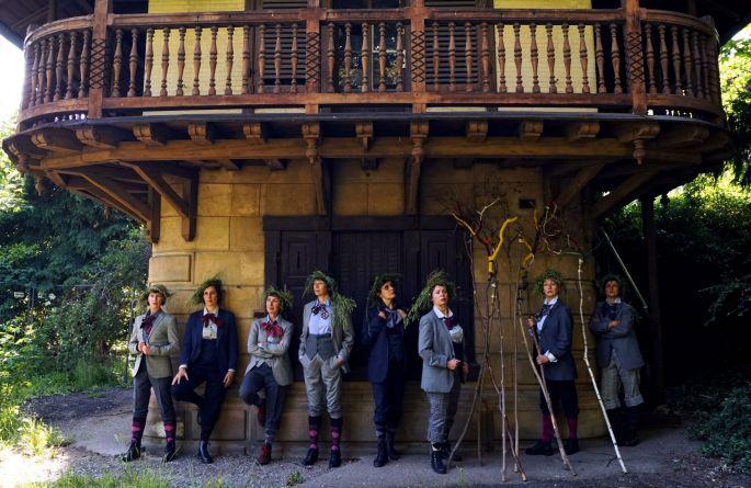 Cette année, un spectacle spécial est proposé pour l\'inauguration du Château de la Neuenbourg