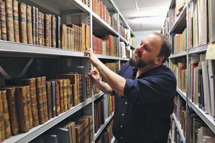 Dans les coulisses de la Bibliothèque Humaniste de Sélestat!