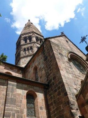 L\'église Ste Foy de Sélestat