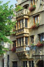 La Maison des Têtes de Colmar fait partie des incontournables du patrimoine en Alsace