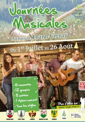 Journées Musicales au Pays de Thann-Cernay 2017