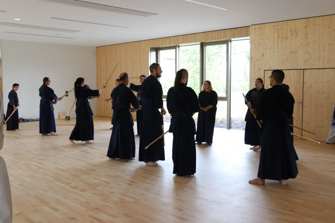 Judo Club Wintzenheim - Section Kendo