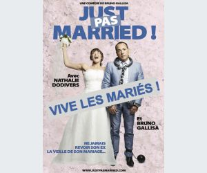 Just pas married !