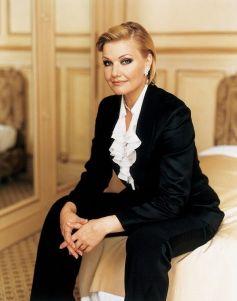 La soprano Karita Mattila