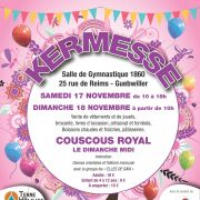 Kermesse et Couscous de Terre des Hommes France