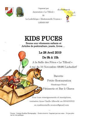Kid Puces à Liebsdorf 2019