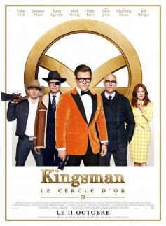 Kingsman : Le Cercle d\'or