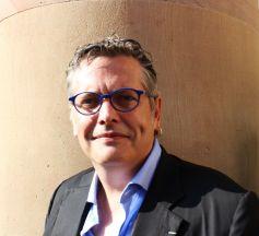 Le metteur en scène Kristian Frédric