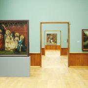 Holbein. Cranach. Grünewald