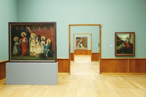 Kunstmuseum à Bâle : les collections du Moyen-âge