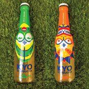 Kyo Kombucha: ça gaze pour la nouvelle boisson alsacienne !