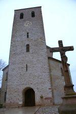 L\'Abbatiale romane de Saint Pierre et Paul à Ottmarsheim