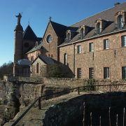 Les grandes abbayes d\'Alsace