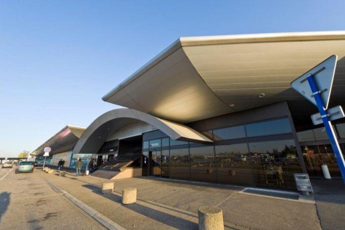 L\'Aéroport de Strasbourg Entzheim accueille chaque année plus d\'un million de passagers