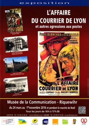 L\'Affaire du Courrier de Lyon
