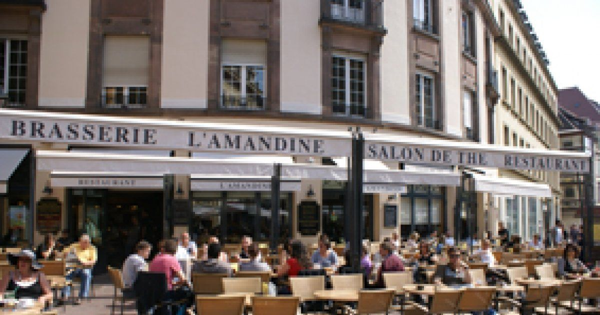 Salon de th l 39 amandine colmar salon de th - Salon tourisme colmar ...