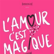 L\'amour c\'est magique