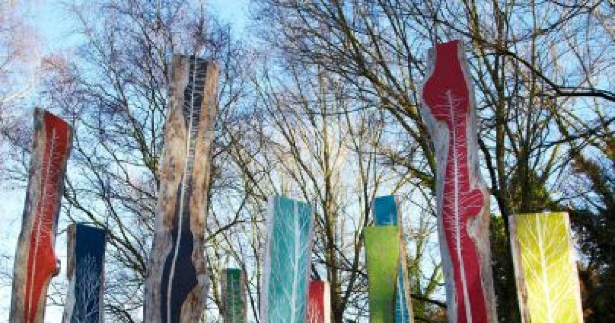 Exposition l 39 art au jardin husseren wesserling parc for Jardin wesserling