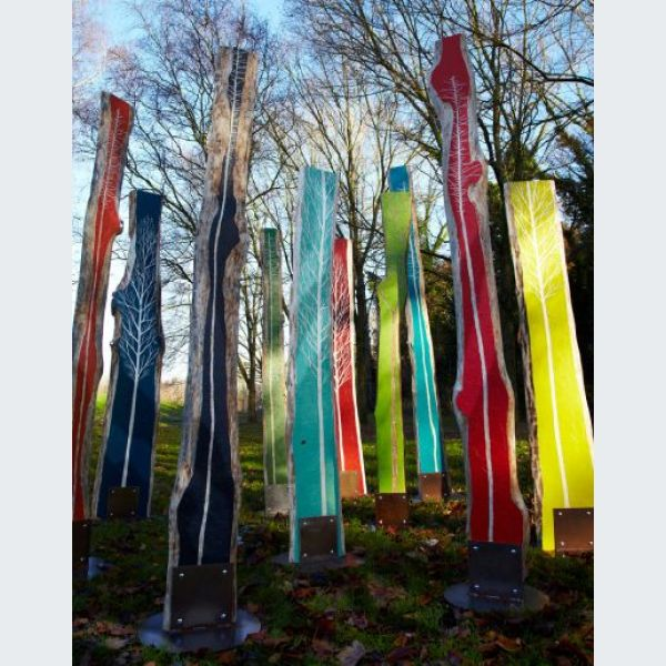 Exposition l 39 art au jardin husseren wesserling parc for Jardin wesserling