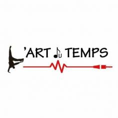 Le logo de l\'association strasbourgeoise L\'Art du Temps