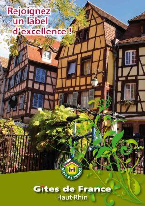 L'association Gîtes de France du Haut-Rhin