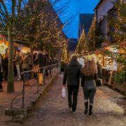 Les 5 plus beaux marchés de Noël autour de Colmar