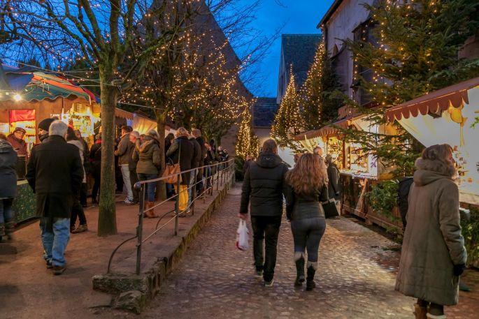 L'authentique marché de Noël de Kaysersberg