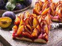 L\'authentique tarte aux quetsches alsacienne