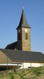 L\'église Saint Leger d\'Eglingen