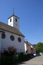 L\'église Marie Auxiliatrice de Sickert